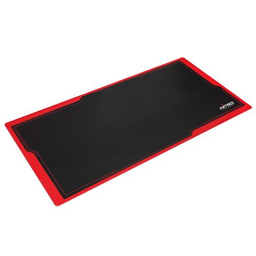 Nitro Concepts Deskmat DM16 (Noir/Rouge) pas cher