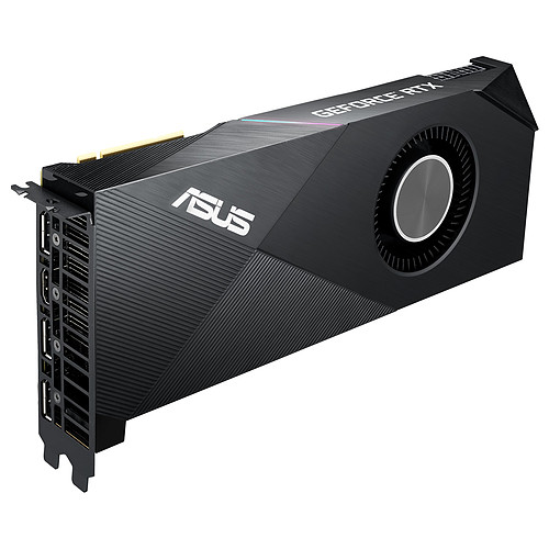 ASUS GeForce RTX 2080 SUPER TURBO-RTX2080S-8G-EVO pas cher