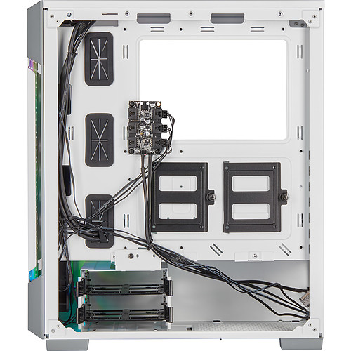 Corsair iCUE 220T RGB Airflow (Blanc) pas cher