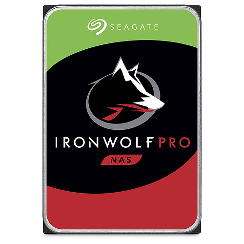 Seagate IronWolf Pro 10 To (ST10000NE0004) pas cher
