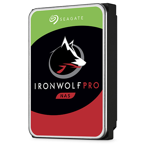 Seagate IronWolf Pro 4 To (ST4000NE0025) pas cher