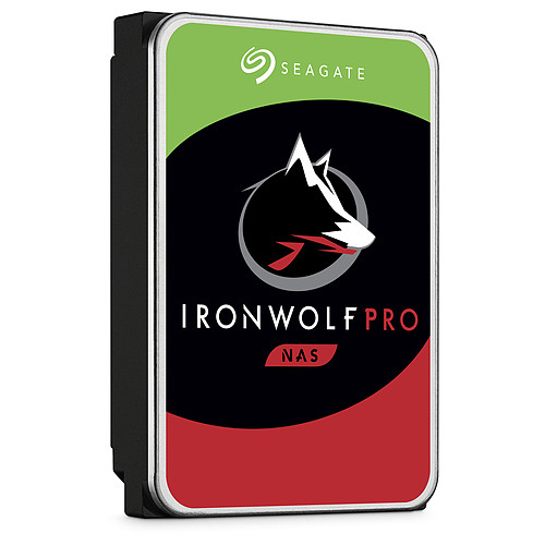 Seagate IronWolf Pro 16 To (ST16000NE000) pas cher