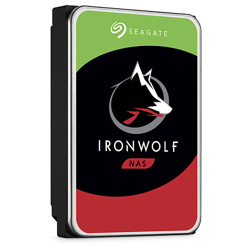Seagate IronWolf 10 To (ST10000VN0008) pas cher