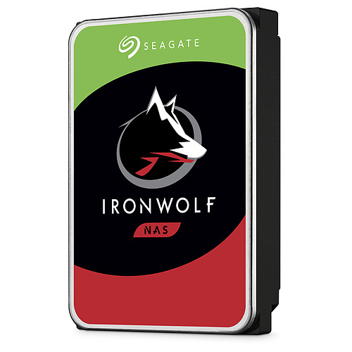 Seagate IronWolf 3 To pas cher