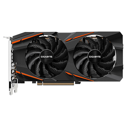 Gigabyte Radeon RX590 Gaming 8G (rev. 2.0) pas cher
