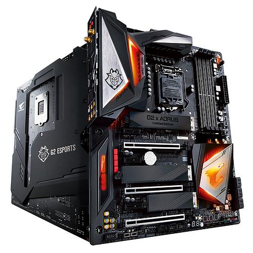 Gigabyte Z390 AORUS Master - G2 Edition pas cher