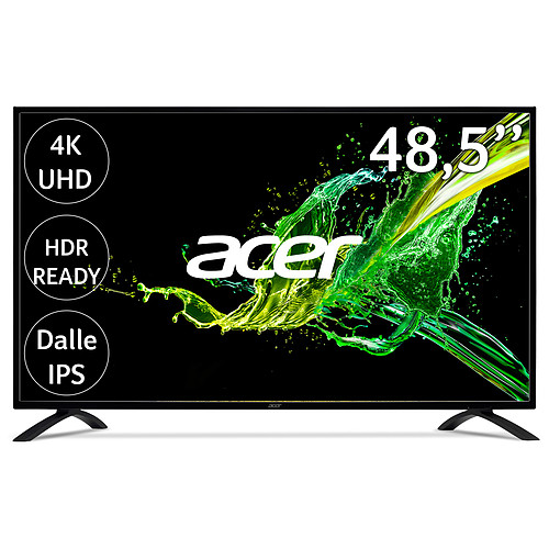 "Acer 48.5"" LED - EB490QKbmiiipx pas cher"
