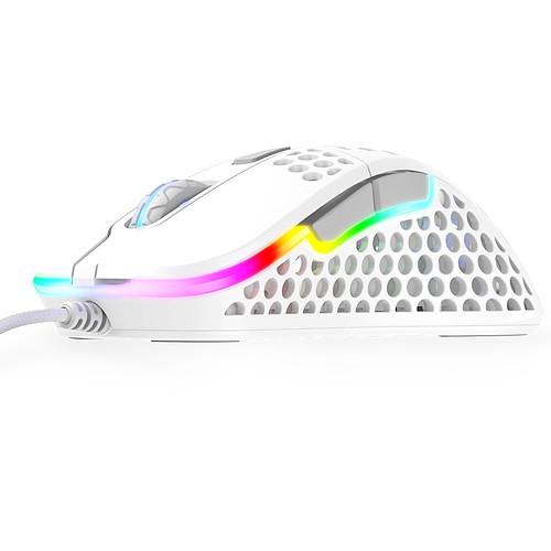Xtrfy M4 RGB (Blanc) pas cher