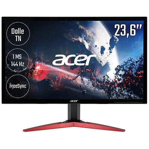 """Acer 23.6"""" LED - KG241QPbiip pas cher"""