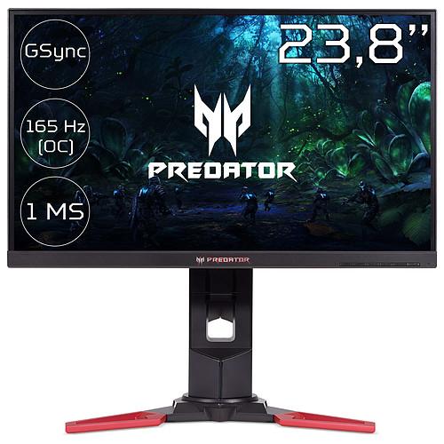 "Acer 24"" LED - Predator XB241YUbmiprz pas cher"