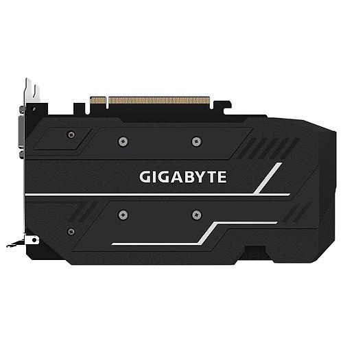 Gigabyte GeForce GTX 1650 SUPER WINDFORCE OC 4G pas cher