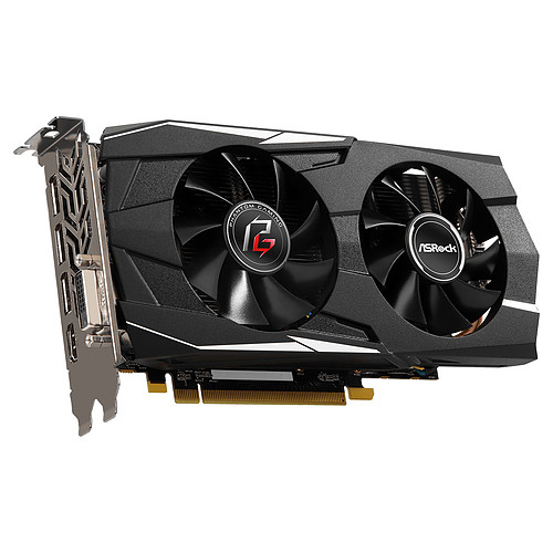 ASRock Phantom Gaming D Radeon RX570 8G OC pas cher