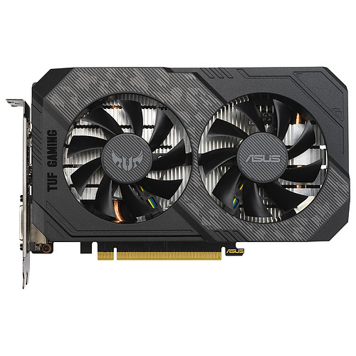 ASUS GeForce GTX 1650 SUPER TUF-GTX1650S-O4G-GAMING pas cher