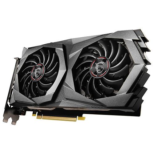MSI GeForce GTX 1650 SUPER GAMING X pas cher