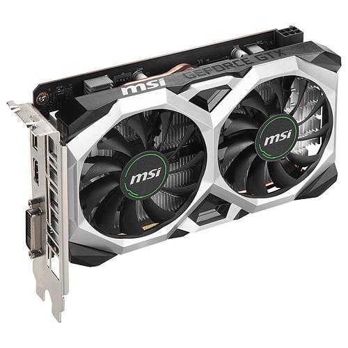 MSI GeForce GTX 1650 SUPER VENTUS XS OC pas cher