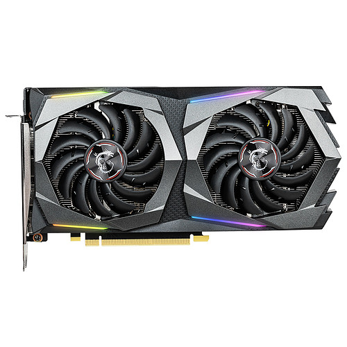 MSI GeForce GTX 1660 Ti GAMING 6G pas cher