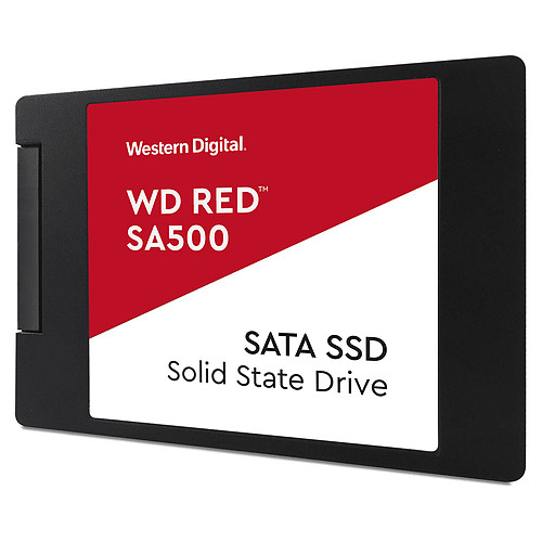 Western Digital SSD WD Red SA500 500 Go pas cher