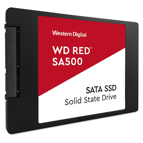 Western Digital SSD WD Red SA500 4 To pas cher