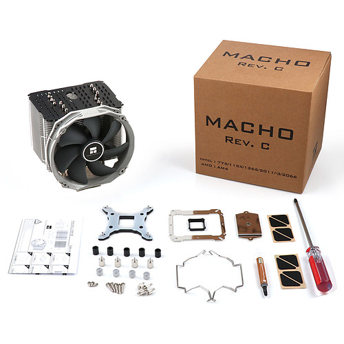 Thermalright Macho Rev. C pas cher