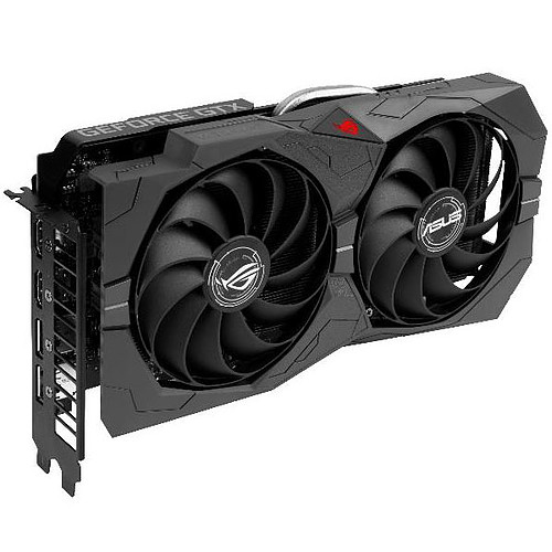 ASUS GeForce GTX 1660 SUPER ROG-STRIX-GTX1660S-6G-GAMING pas cher