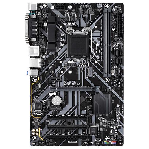 Gigabyte H310 D3 2.0 pas cher