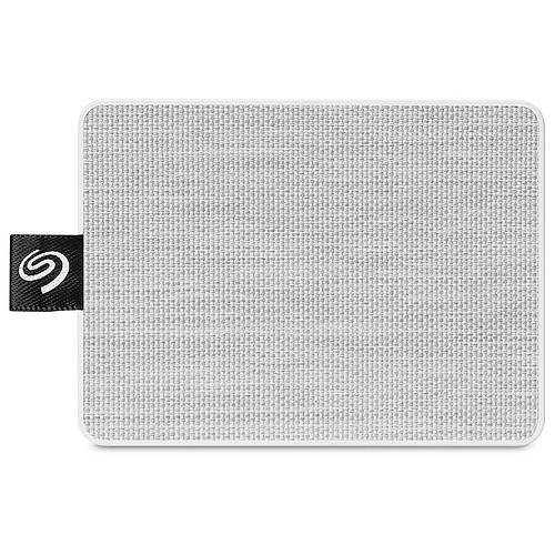 Seagate One Touch SSD 1 To Blanc pas cher