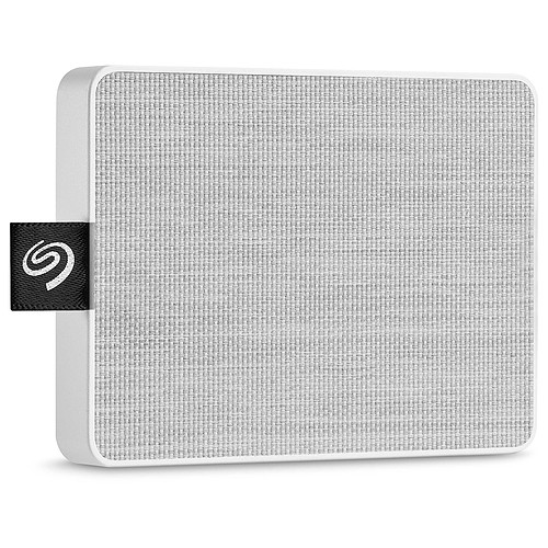 Seagate One Touch SSD 500 Go Blanc pas cher