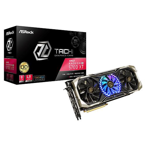 ASRock Radeon RX 5700 XT Taichi X 8G OC+ pas cher
