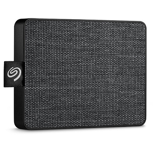 Seagate One Touch SSD 500 Go Noir pas cher