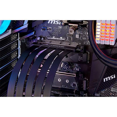 Corsair Câble d'extension PCIe 3.0 x16 Premium pas cher
