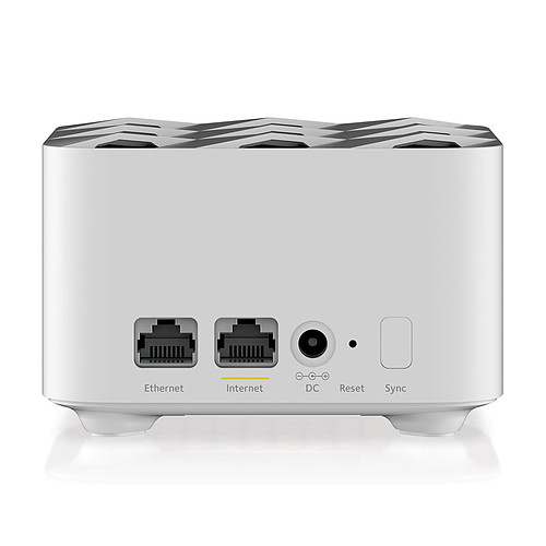 Netgear Orbi Pack routeur + 2 satellites (RBK13-100PES) pas cher
