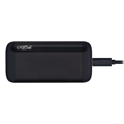 Crucial X8 Portable 2 To pas cher