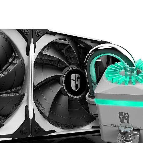 Deepcool Captain 240X (Blanc) pas cher