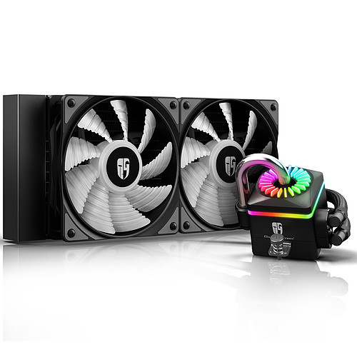 Deepcool Gamer Storm Captain 240 Pro V2 pas cher