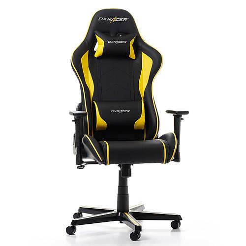 DXRacer Formula F08 (jaune) pas cher