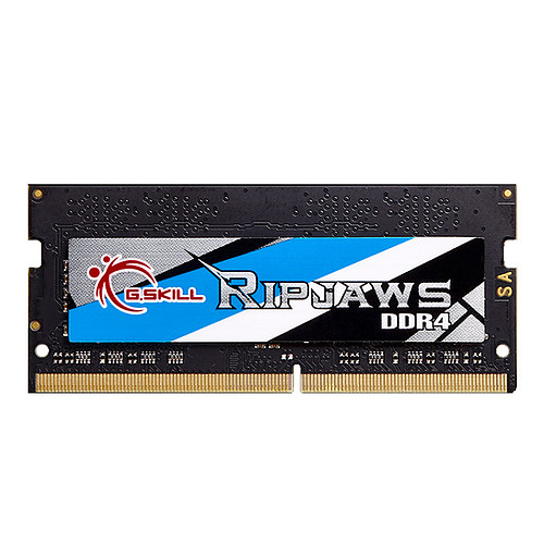 G.Skill RipJaws Series SO-DIMM 32 Go (2 x 16 Go) DDR4 3200 MHz CL22 pas cher