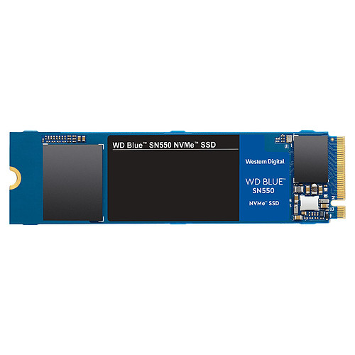Western Digital SSD WD Blue SN550 1 To pas cher