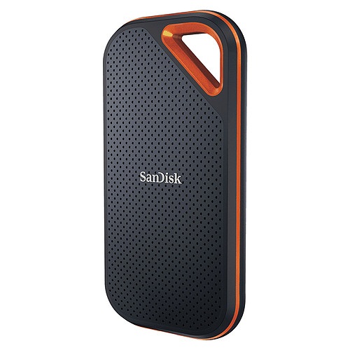 SanDisk Extreme Pro SSD portable 2 To pas cher