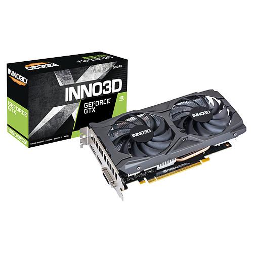 INNO3D GeForce GTX 1650 SUPER TWIN X2 OC pas cher