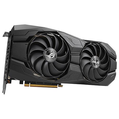 ASUS Radeon RX 5500 XT ROG-STRIX-RX5500XT-O8G-GAMING pas cher