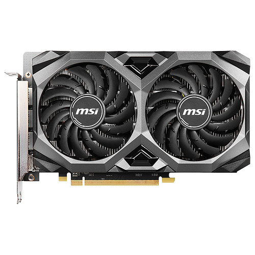 MSI Radeon RX 5500 XT MECH 8G OC pas cher