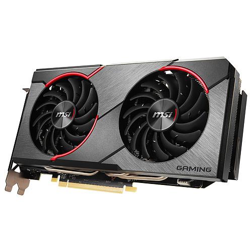 MSI Radeon RX 5500 XT GAMING X 8G pas cher