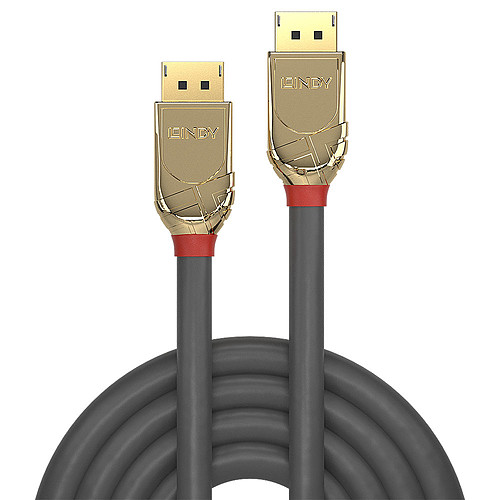 Lindy Gold Line DisplayPort 1.2 (7.5 m) pas cher