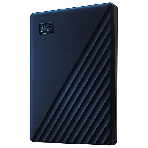 WD My Passport for Mac 2 To Midnight Blue (USB 3.0 / USB-C) pas cher