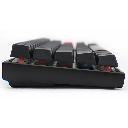 Ducky Channel Mecha Mini (Cherry MX RGB Silent Red) pas cher