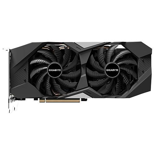 Gigabyte GeForce RTX 2070 WINDFORCE 2X 8G (rev 3.0) pas cher