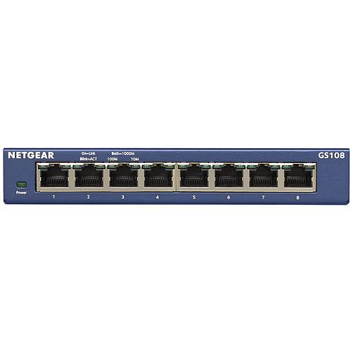Netgear GS108 pas cher