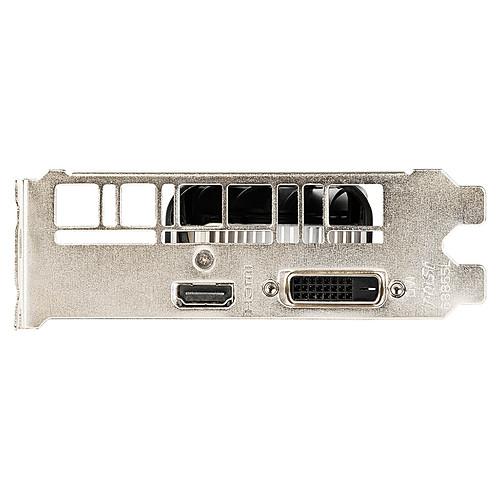 MSI GeForce GTX 1650 4GT LP OC pas cher