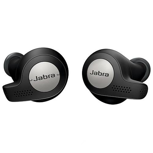 Jabra Active Elite 65t Titanium Black pas cher
