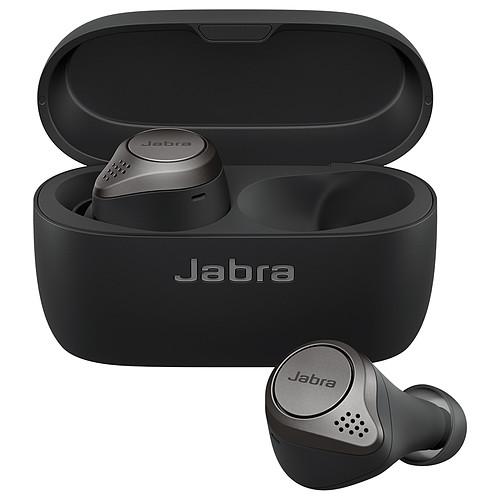 Jabra Elite 75t Noir/Titane pas cher